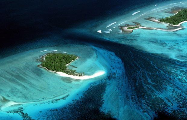 Острова Республики Кирибати