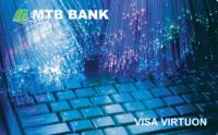 Дебетовая карта «Visa Virtuon»