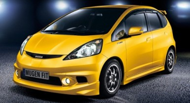 Honda Fit, почти миллион автомобилей Fit, Honda Motor Co.