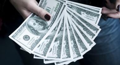 Увеличение курса доллара