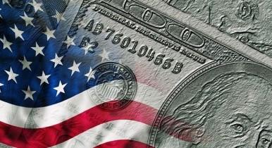 Дефицит бюджета США вырос за 9 месяцев фингода почти на треть