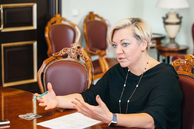 Валерия Гонтарева: 9 тезисов о происходящем в банковской системе