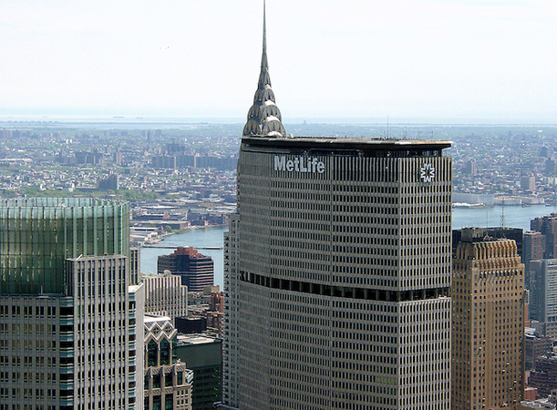 MetLife Building, Нью-Йорк
