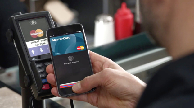 Google представил Android Pay для MasterCard