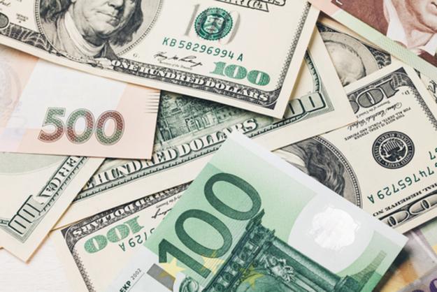 Курс гривни по отношению к доллару