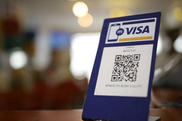 Картинки по запросу Visa+QR-код