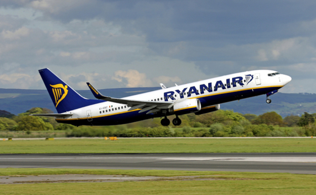 Тема сегодняшнего дня — возможнаяотменаполетов Ryanair в Украину.