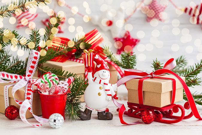 Продажа новогодних подарков: когда нет НДС — Минфин