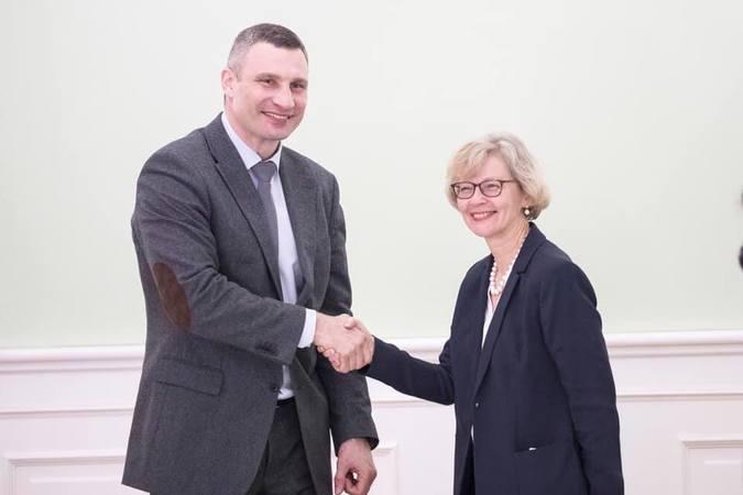 КГГА и ЕБРР подписали меморандум о взаимопонимании по программе «Зеленые города».