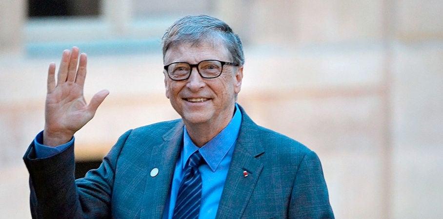 Состояние Билла Гейтса на этой неделе превысило отметку 100 млрд долларов.