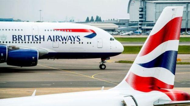 C 3 октября текущего года британская авиакомпания British Airways прекратит авиарейсы из Лондона в Киев, сообщает ТАСС.