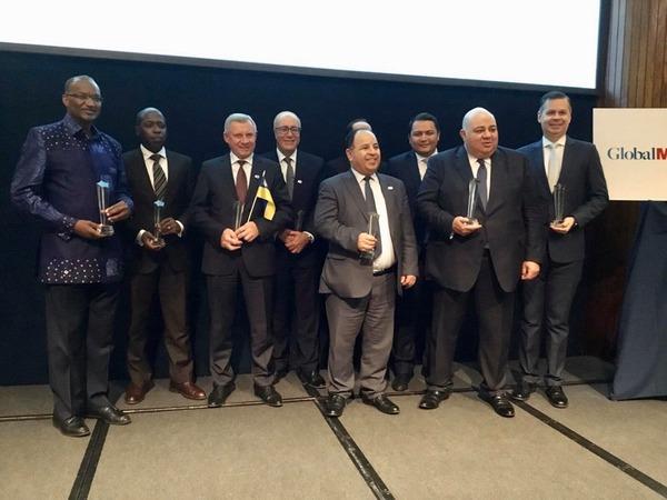 Глава Национального банка Яков Смолий получил награду «Центробанкир года в Центральной и Восточной Европе» в 2019 году от международной газеты GlobalMarkets, которая входит в информационный ресурс GlobalCapital.
