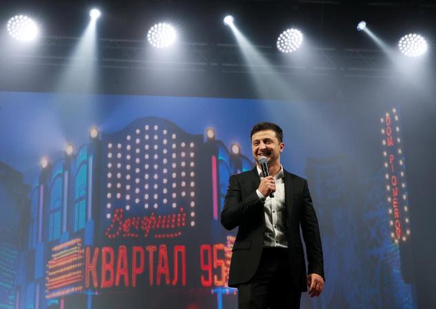 Зеленский получил почти 5 миллионов от «Квартала 95» — Минфин