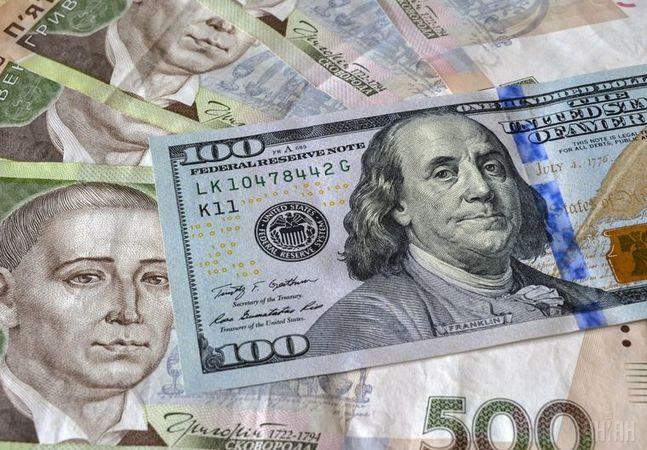 В Нацбанке не ожидают, что курс гривны относительно иностранных валют существенно снизится в 2020 году.