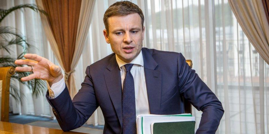 Марченко о дискуссиях с НБУ: Это нормальная практика — Минфин