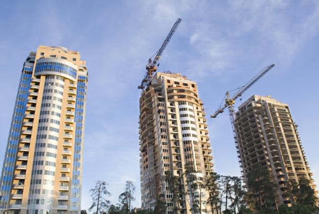 Обсяг житлового будівництва з початку року зріс на 10-20%. Найбільше на Львівщині