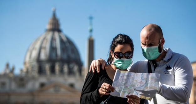 В мае сокращение международных турпоездок составило 82% — ООН