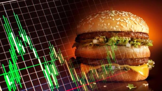 По индексу Биг Мака доллар должен стоить 10,95 грн. Но так ли это на самом деле