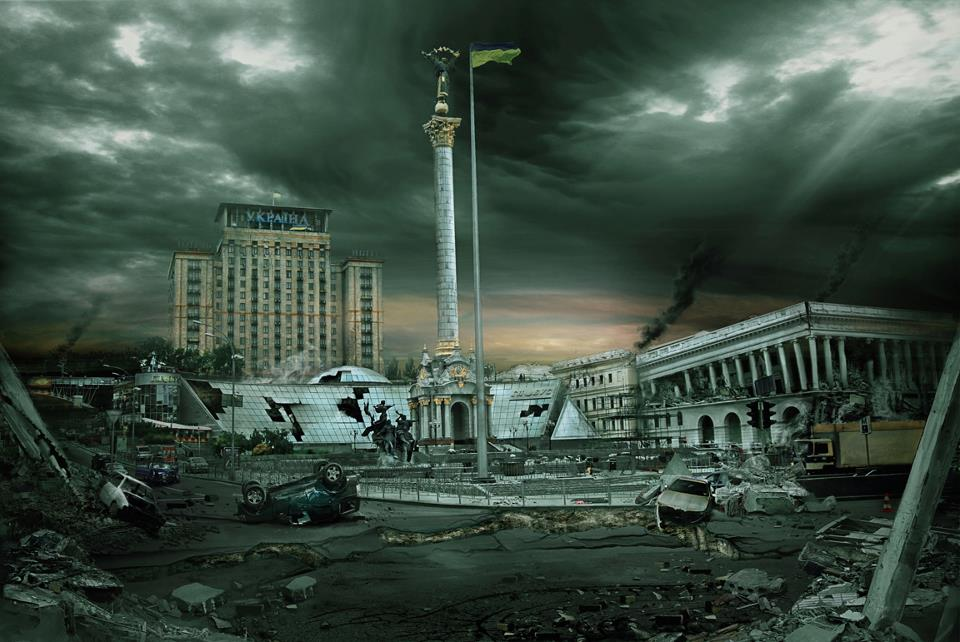Когда падет режим Януковича...