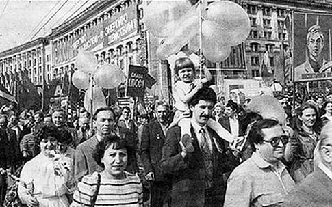 С Празником 1 мая (только для любителей СССР) — Александр ...
